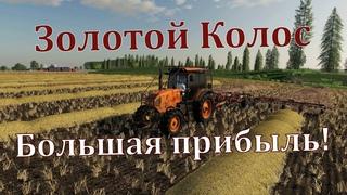 Farming Simulator 19. ФС 19. ЗОЛОТОЙ КОЛОС ! №59