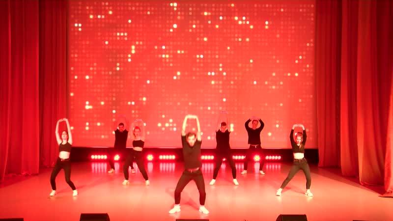 TORYDANCE танец В современных ритмах Современная хореография