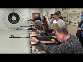 """2021 02 27 Соревнования по стрельбе в ФОКе """"Олимп"""""""