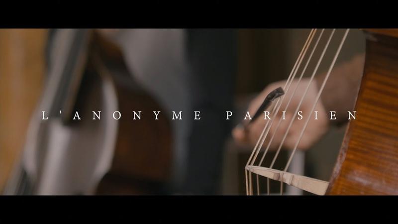 Robin Pharo L'Anonyme Parisien Pièces pour viole de gambe de Charles Dollé Paraty