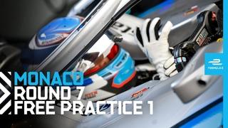 2021 Monaco E-Prix - Race 7 | Free Practice 1