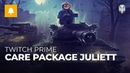 Care Package Juliett with Twitch Prime