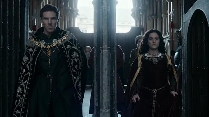 Пустая Корона Война Роз 3 пьеса Ричард III Исторический минисериал 2016