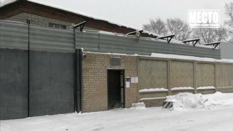 Обокрал гараж в слободе Дымково Место происшествия 20 01 2021 ВК