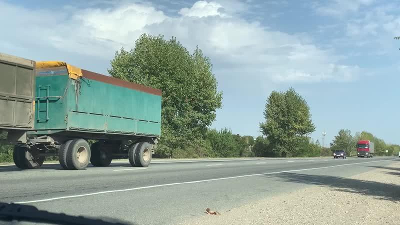 КамАЗ 5320 Зерновоз Даг Транс 💪