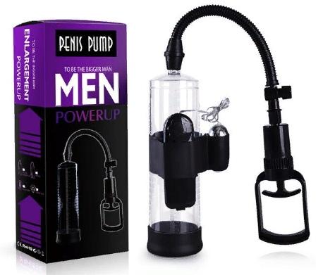Вакуумный насос для увеличения пениса