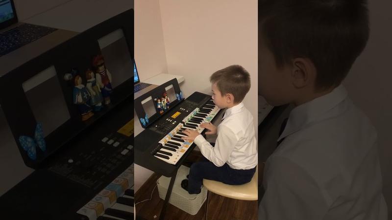 SOFT MOZART Winter Recital 2019 2020 Viktor 7 Ода к радости Л Бетховен