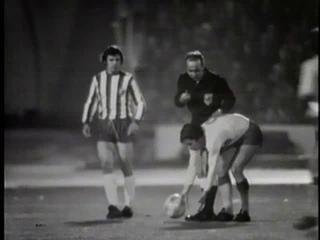 1. FC Lokomotive Leipzig v Fortuna Düsseldorf 12 DEC 1973 UEFA Cup 1973/74